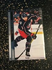 2020/21 Upper Deck Series 2 Seth Jones Columbus Blue Jackets #307 Predators