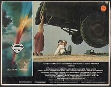 Superman The Movie Original Lobby Card Little Clark Kent 1978 Christopher Reeve