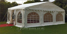 Very Heavy Duty 6x6m Deluxe DIY Marquee 650gsm PVC (approx 20ft x 20ft)