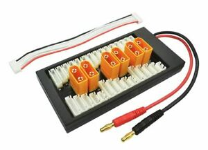 Common Sense RC Paraboard - Parallèle Chargement Board Pour Lipos W/XT90 Raccord