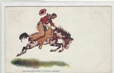 Horse Embossed Collectable Postcards