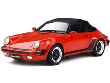Porsche 911 3.2 Speedster guards red Modellauto GT130 Otto 1:18