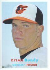 2015 Topps Archives Baseball #36 Dylan Bundy Baltimore Orioles