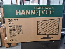 HANNspree 21.5inch FULL HD 1080p with sound Monitor HE225DPB