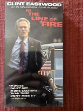 In the Line of Fire [VHS] Clint BRAND NEW SEALED
