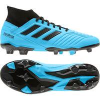 Adidas Predator 19.3 Fg Hommes Chaussures de Football Came Firm Terrain Pelouse