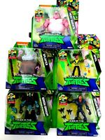 Rise of the Teenage Mutant Ninja Turtles Action Figures - YOUR CHOICE - Sealed