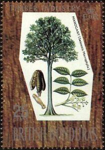 BRITISH HONDURAS - 1969 - Hardwood Trees - Mahogamy - MNH Stamp - Sc. #233