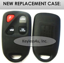 Replacement CASE keyless entry remote transmitter clicker keyfob fob KPU41777