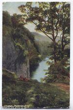 Stybarrow Crag & Ullswater, Cumbria, England vintage Postcard - 1904