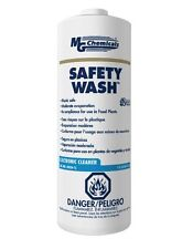 MG Chemicals 4050-1L Safety Wash Electronics Liquid Cleaner, 1 Liter Bottle