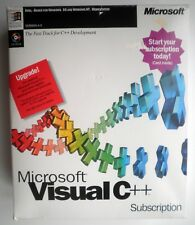 Microsoft Visual C++ Development 4.0 Subscription Upgrade!  '95/ NT Workstation