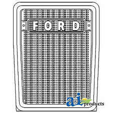 Grille D5nn8200a Fits Ford New Holland 4600o 4600su 5200 531 5600 5610 5900