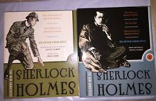 The New Annotated Sherlock Holmes Books Volumes 1 & 2 Sir Arthur Conan Doyle