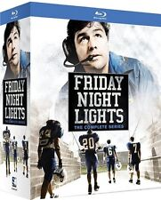 PRE ORDER: FRIDAY NIGHT LIGHTS -COMPLETE SERIES  - Region A - BLU RAY - Sealed