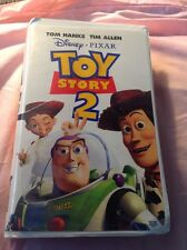 Walt Disney Pixar Toy Story 2 clamshell VHS