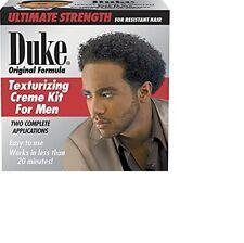 Duke Texturizing Creme Kit For Men Ultimate Strength 2-Applications