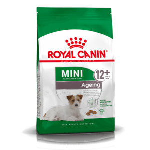 Royal Canin Mini Ageing 12+ Years Dog Food for Adult/Senior Small Breeds - 1.5kg