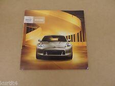 2012 Nissan 370Z Coupe Roadster Touring Nismo sales brochure dealer catalog