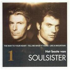 "SOULSISTER: ""Het beste van Soulsister"""