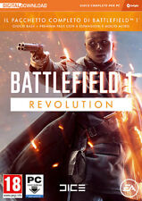 Battlefield 1 Revolution PC IT IMPORT ELECTRONIC ARTS