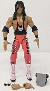 WWE Mattel Elite Ringside Nitro Bret Hart Wrestling Action Figure Chest Plate
