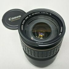 Canon Zoom Wide Zoom EF LENS 28-135mm f/3.5-5.6 USM IS