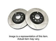 Powerslot 126.65086Sl & SR Slotted Rotors FRONT(PAIR) 99-05 Ford Excursion 4WD