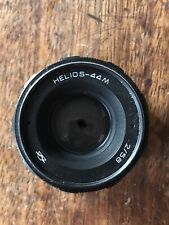 Helios 58mm f/2.0 Lens For Pentax