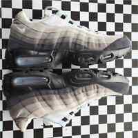 Nike Air Max 95 Aluminum Blue Grey White Black Mens Size 9 Rare CD1529-001