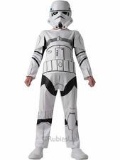Licensed Storm Trooper Star Wars Rebels Child Boys Fancy Dress Halloween Costume