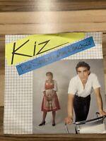 Kiz - Die Sennerin vom Königsee (1982) Vinyl 7` inch Single