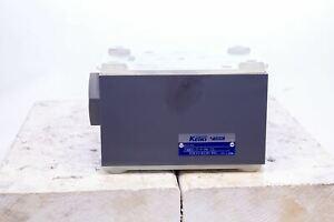 Tokyo Keiki Tokimec TGMDC-7-Y-PK-10 Check Valve
