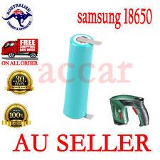 Samsung Battery Li-ion Cell 18650 3.6V 1.5Ah for Bosch PTK Tacker heavyduty AU