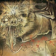 ZATOKREV - The Bat, The Wheel And A Long Road To Nowhere CD