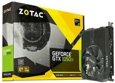 Zotac GeForce GTX 1050Ti 4 GB Scheda Grafica MINI-Nero