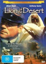 LION OF THE DESERT- ANTHONY QUINN - NEW & SEALEDDVD