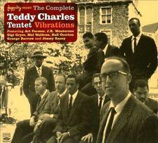 Teddy Charles / Teddy Charles Tentet - Vibrations / Fresh Sound Records CD