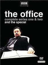 The Office Collection (DVD, 4-Disc Set) Brand New Sealed Box Set Ricky Gervais