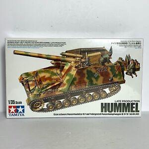 Sealed Tamiya WWII Hummel Tank Kit 1/35 #35367