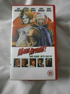 Mars Attacks! (Video) (VHS/SUR, 1997)