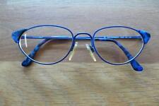 Brille Brillengestell blau von Eschenbach 3660 30 140 Titanflex selten getragen