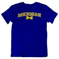 """NEW"" Michigan Wolverines Unisex Premium Short Sleeve T-Shirt"