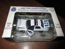 1:43 GearBox DENVER POLICE Interceptor CAR 1/2500