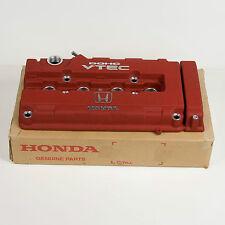 Authentic JDM Type-R Valve Cover Honda Civic / Integra Type-R B16 VTEC Red