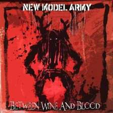 NEW MODEL ARMY Between Wine And Blood 2CD Digipack 2014