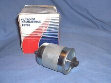 #1229 - FF703DL AUTOZONE FUEL FILTER - CHRYSLER, DODGE, PLYMOUTH - 1988-95
