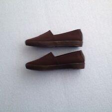 Eileen Fisher Mellow Women's Black Flats Wedge Shoes Size:6,5