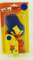 Bart Simpson Computer Mouse PS2 and Serial Compatible Left Right Hand NOT USB