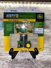 Ertl 1/64th Scale John Deere 2510 State Tractor Series West Virginia 5/50